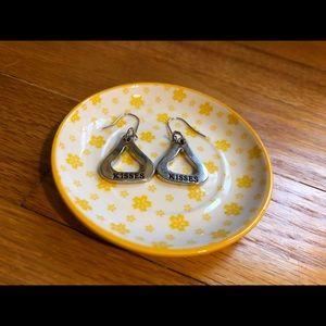 Jewelry - HERSHEY KISS EARRINGS